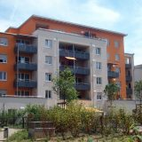 Neubau von 21 Wohnungen mit Tiefgarage in Nürnberg