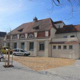Sanierung Kleinsporthalle Martinschule (Grundschule) Bamberg
